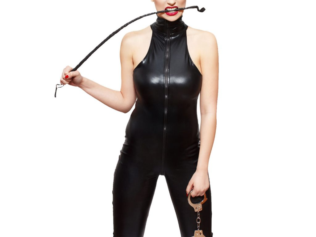 What not to say to a Dominatrix